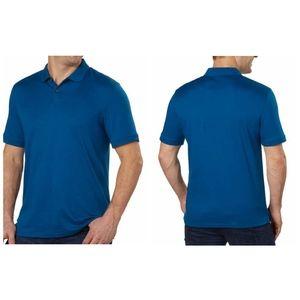 Calvin Klein MENs Liquid Touch Polo Shirt